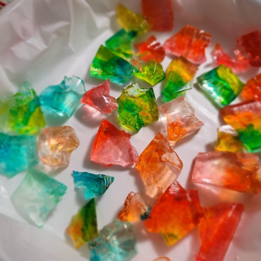 お家時間を楽しむ ~琥珀糖づくり~