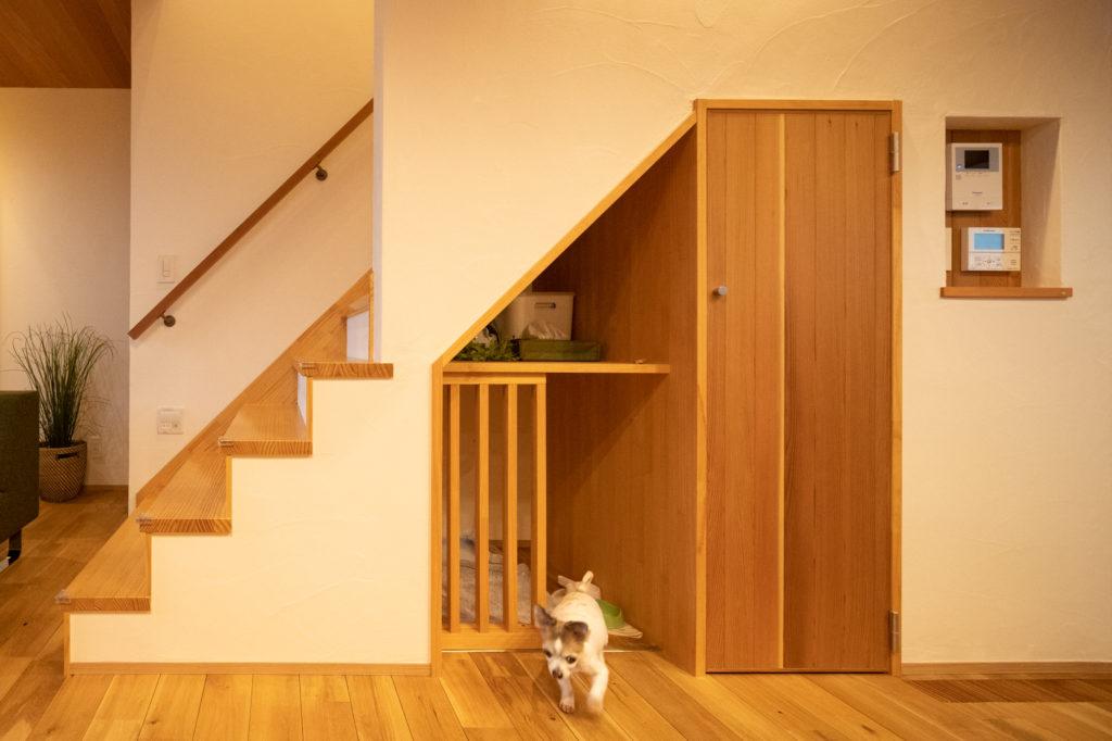 <終了>【四街道市】愛犬のための「 巣穴がある家 」