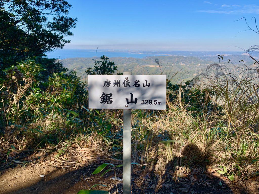 東京湾をながめる
