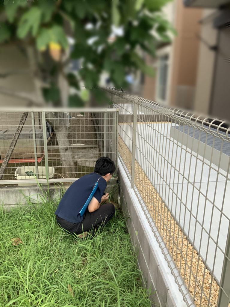 小田川君と。池田さんと。