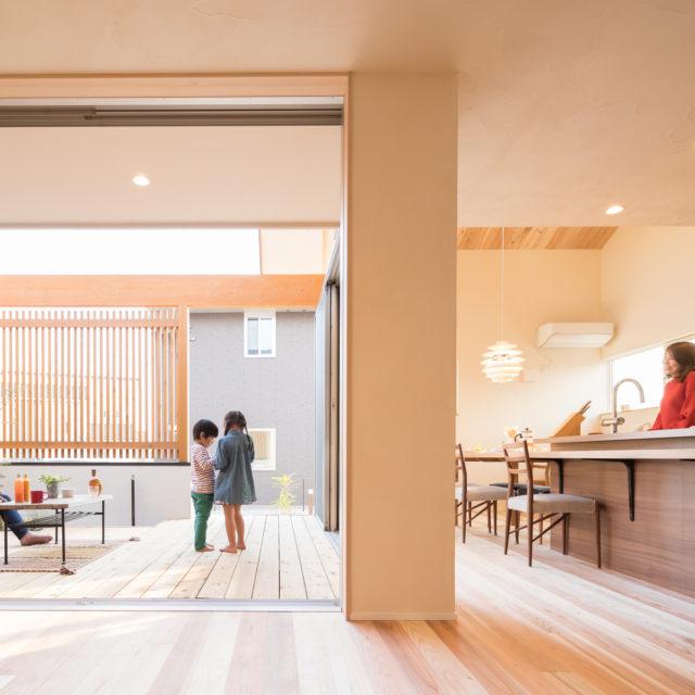 〈満員御礼〉【袖ヶ浦市】2つのプライベートテラスを愉しむ家
