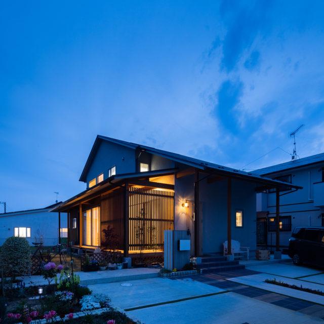ENGAWA(縁側)-インザハウス