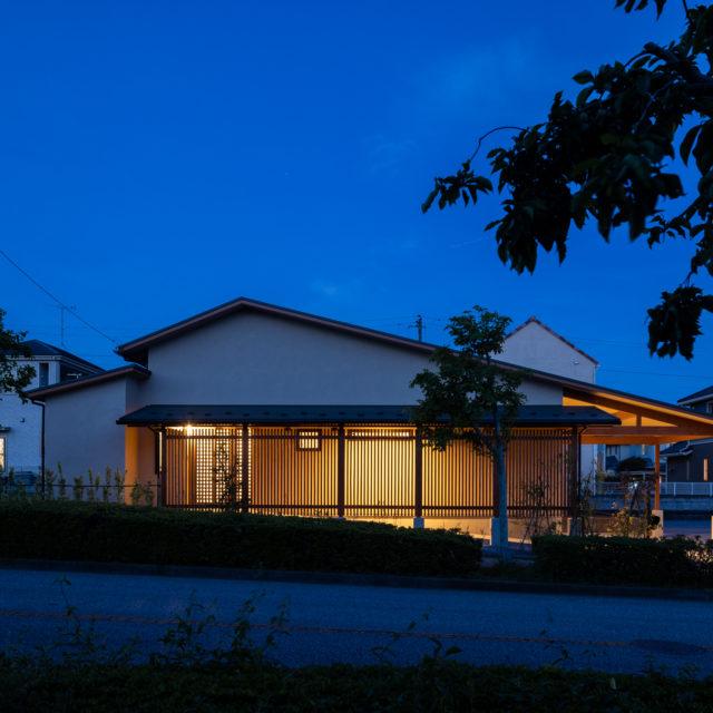 ユニバーサルデザインで作る和モダンの家