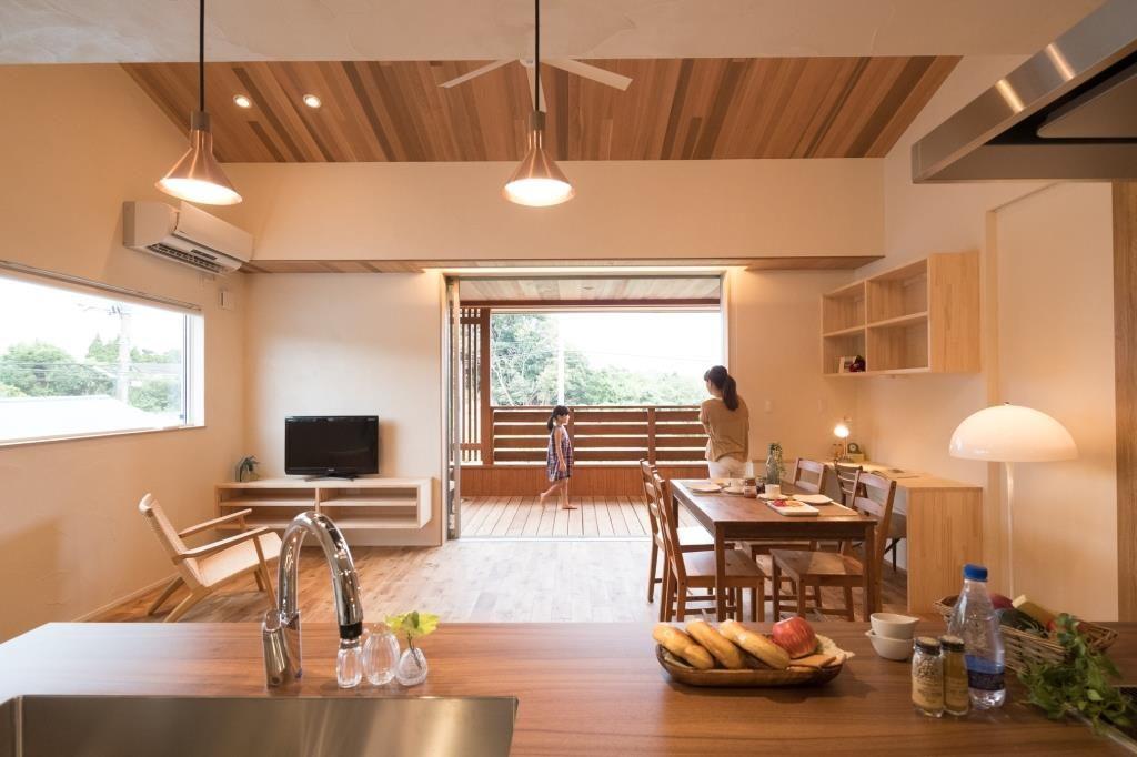 【見学会】音を愉しみ cafeのように暮らす家