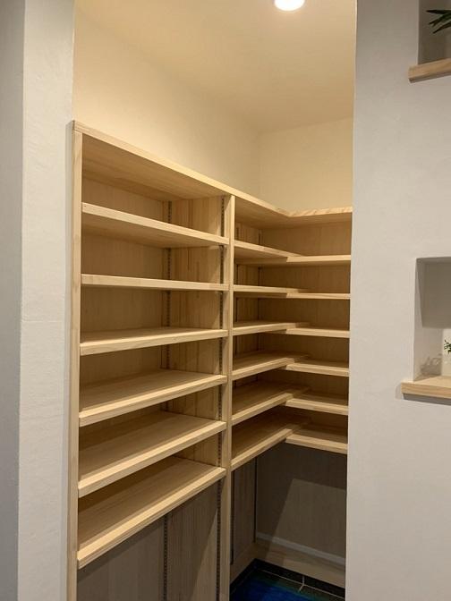 あると便利な収納スペース